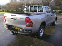 USED 2016 66 TOYOTA HI-LUX 2.4 ACTIVE 4WD D-4D DCB 148 BHP Pickup Air Con, 25000  miles, Service History