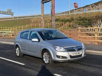 USED 2009 59 VAUXHALL ASTRA 1.4 CLUB 16V TWINPORT 5d 90 BHP 1 PREVIOUS KEEPER *  * FULL SERVICE RECORD *   MOT SEPTEMBER 2019 *  ALLOY WHEELS *