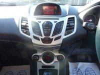 USED 2009 09 FORD FIESTA 1.4 TITANIUM 5d AUTO 96 BHP