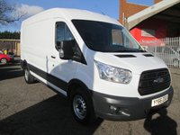 2016 FORD TRANSIT 350 L3 H2 LWB medium roof 125 PS RWD *ONLY 34000 MILES* £SOLD