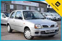 USED 2002 02 NISSAN MICRA 1.0 VIBE S 16V 3d 59 BHP