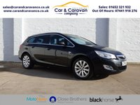 USED 2011 61 VAUXHALL ASTRA 2.0 SE CDTI S/S 5d 163 BHP Full Service History Air Con Buy Now, Pay Later Finance!