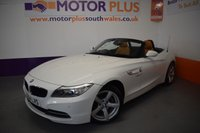 USED 2014 64 BMW Z4 2.0 Z4 SDRIVE20I ROADSTER 2d 181 BHP