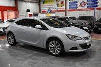 2015 VAUXHALL ASTRA 2.0 GTC SRI CDTI 3d AUTO 162 BHP £8495.00