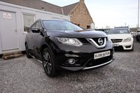 USED 2015 65 NISSAN X-TRAIL Tekna 4WD 1.6 dCi 5dr ( 130 bhp ) One Previous Owner Super Low Mileage Just 11,000 Miles Great 4x4 Outstanding Specification Everything You Could Want In A Car