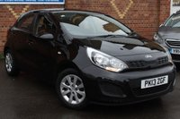 USED 2013 13 KIA RIO 1.25 1 5dr * LOVELY LOW MILEAGE * £30 TAX