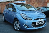 USED 2013 13 HYUNDAI IX20 1.6 CRDi Blue Drive Style 5dr * £30 ROAD TAX *