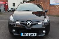 USED 2015 15 RENAULT CLIO 0.9 TCe ENERGY Expression + (s/s) 5dr * 4 SERVICES * £20 TAX