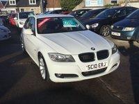 2010 BMW 3 SERIES 2.0 320D SE BUSINESS EDITION 4d 181 BHP £7500.00