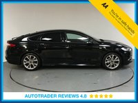 USED 2017 67 FORD MONDEO 2.0 ST-LINE TDCI 5d AUTO 177 BHP FULL SERVICE HISTORY - 1 OWNER - PARKING SENSORS - BLUETOOTH - AIR CON - CRUISE - DAB - CD - USB