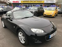2010 MAZDA MX-5 1.8 I ROADSTER SE 2d 125 BHP HARD TOP CONVERTIBLE WITH 71000 MILES IN IMMACULATE CONDITION. £5799.00