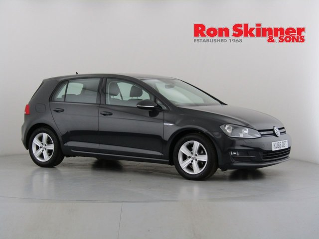 View our 2016 66 VOLKSWAGEN GOLF 1.0 MATCH EDITION TSI BLUEMOTION 5d 114 BHP