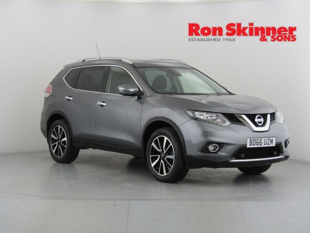View our 2016 66 NISSAN X-TRAIL 1.6 DCI N-TEC 5d 130 BHP