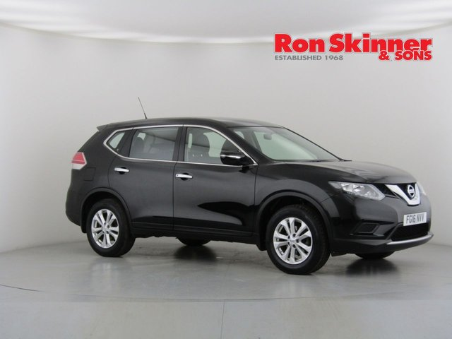 View our 2016 16 NISSAN X-TRAIL 1.6 DCI VISIA 5d 130 BHP