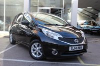 USED 2014 14 NISSAN NOTE  1.2 Acenta (Style Pack) 5dr GREAT VALUE * £20 ROAD TAX