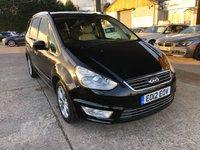 2012 FORD GALAXY 2.2 TITANIUM X TDCI 5d AUTO 197 BHP £SOLD