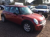 USED 2005 55 MINI HATCH ONE 1.6 ONE SEVEN 3d 89 BHP LOW MILEAGE IN FANTASTIC CONDITION