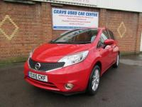 USED 2015 15 NISSAN NOTE 1.2 DIG-S Acenta (Style Pack) 5dr * NIL ROAD FUND TAX *