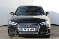 USED 2016 16 AUDI A4 2.0 AVANT TDI S LINE 5d AUTO 188 BHP FULLY LOADED 1 OWNER CAR WITH FULL AUDI SERVICE HISTORY, +++++CAR NOT ON SITE, VIEW BY APPOINTMENT ONLY+++++