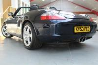 USED 2003 53 PORSCHE BOXSTER 3.2 986 S 2dr * PLEASE CONTACT FOR DETAILS *