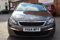 USED 2014 64 PEUGEOT 308 1.6 THP Active 5dr NICE SUV* 3 SERVICES