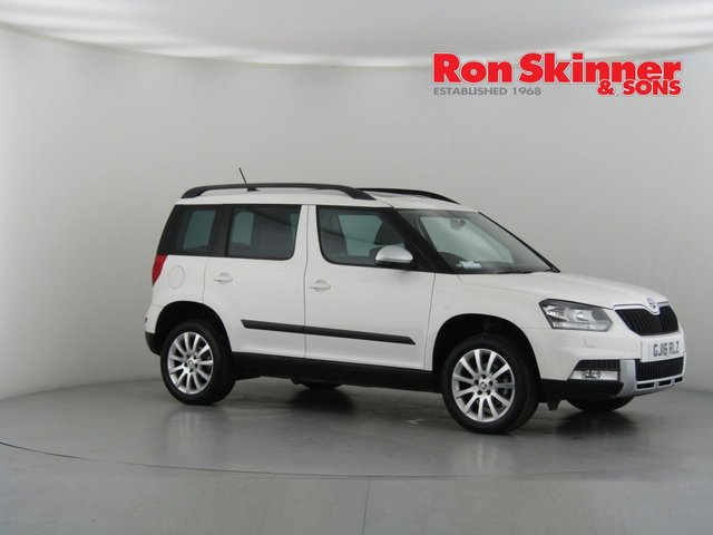 View our 2016 16 SKODA YETI 1.2 OUTDOOR SE TSI 5d 109 BHP