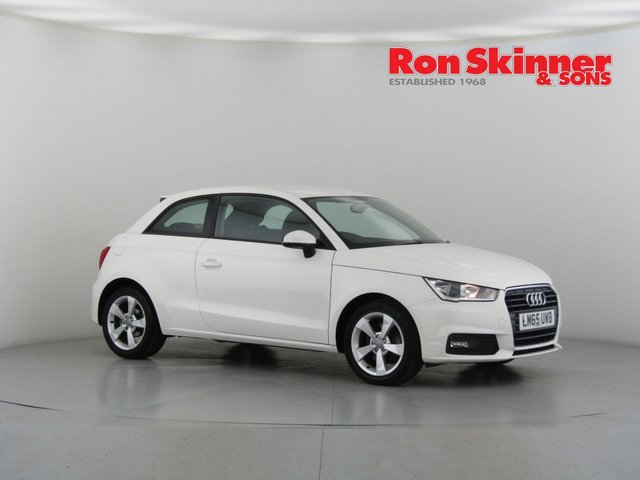 View our 2015 65 AUDI A1 1.6 TDI SPORT 3d 114 BHP