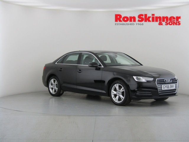 View our 2016 66 AUDI A4 1.4 TFSI SPORT 4d 148 BHP