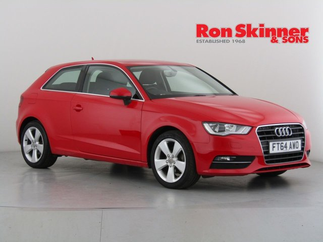 View our 2015 64 AUDI A3 1.2 TFSI SPORT 3d 109 BHP