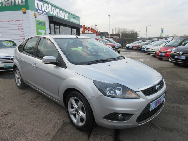 USED 2011 60 FORD FOCUS 1.6 ZETEC TDCI 5d 108 BHP