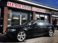 USED 2010 10 BMW 1 SERIES 2.0 118D SPORT 2d 141 BHP