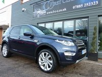 2015 LAND ROVER DISCOVERY SPORT 2.0 TD4 HSE LUXURY 5d AUTO 180 BHP £25995.00