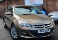 USED 2014 14 VAUXHALL ASTRA 2.0 CDTi 16v Elite 5dr * DIESEL * AUTOMATIC