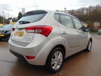 USED 2013 13 HYUNDAI IX20 1.6 ACTIVE 5d AUTO 123 BHP STUNNING EXAMPLE, 22,568 MILES ONLY FROM NEW, SERVICE HISTORY, 2 KEYS, EXCELLENT CONDITION INSIDE AND OUT, SUPPLIED BY US.
