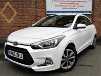 USED 2016 65 HYUNDAI I20 1.2 SE 3dr * £30 ROAD FUND TAX *