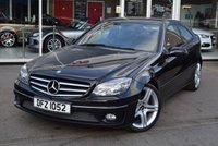 2010 MERCEDES-BENZ CLC CLASS 1.8 CLC180 KOMPRESSOR SPORT 3d AUTO 143 BHP £5890.00