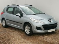 USED 2010 10 PEUGEOT 207 1.6 HDI SW S 5d 90 BHP
