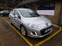 2013 PEUGEOT 308 308 ACTIVE E-HDI S-A