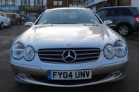 USED 2004 04 MERCEDES-BENZ SL 3.7 SL350 2dr LOVELY CAR * 7 SERVICES