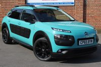 USED 2016 65 CITROEN C4 CACTUS 1.6 BLUEHDI FLAIR 5d 98 BHP SAT NAV * REAR CAMERA *