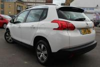 USED 2015 15 PEUGEOT 2008 1.2 PureTech Active 5dr LOW MILEAGE * ONE OWNER *