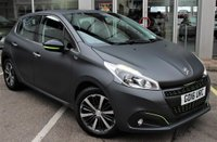 USED 2016 16 PEUGEOT 208 1.2 PureTech XS Lime 5dr * £20 ROAD TAX
