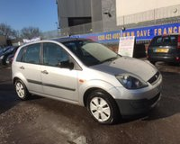 USED 2007 07 FORD FIESTA STUDIO 16V