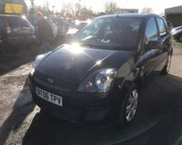 USED 2006 06 FORD FIESTA STYLE CLIMATE 16V