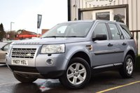 USED 2007 07 LAND ROVER FREELANDER 2.2 TD4 GS 5d 159 BHP Full Service History With 11 Stamps.Timing Belt Replaced @ 66000mls.Clutch Replaced 05/2018.