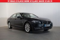 USED 2014 14 BMW 5 SERIES 2.0 520D SE 4d 181 BHP Call us for Finance