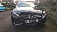 USED 2018 18 MERCEDES-BENZ C-CLASS 2.1 C 220 D SPORT PREMIUM PLUS 4d AUTO