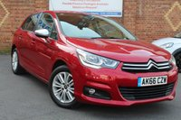 USED 2016 66 CITROEN C4 1.6 BlueHDi Flair EAT6 5dr (start/stop) * NIL TAX * AUTOMATIC *