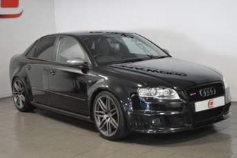 2007 AUDI RS4 SALOON