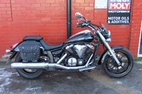 2011 YAMAHA XVS 950 MIDNIGHT STAR *12mth Mot, 3mth Warranty, Serviced and PDI'd* £4200.00